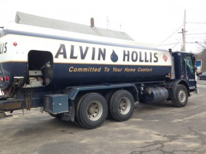 Heating Oil South Weymouth Alvin Hollis