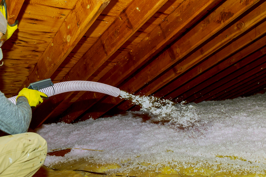 Don't Blow It!  The hidden hazards of blown-in insulation